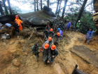 40 gold miners trapped in Philippine landslide