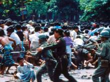 History: Military coup in Myanmar