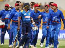 Asia Cup: Afghanistan win by 91 runs