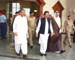 Imran's visit to Saudi, UAE start of an era