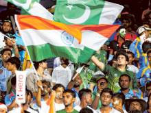 Tweeps excited for Pakistan VS India match