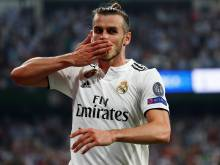 Bale strikes as Real Madrid down Roma
