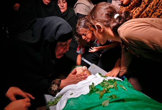 Another Palestinian teen shot dead in Gaza
