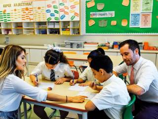 Teachers in Dubai need good conduct proof