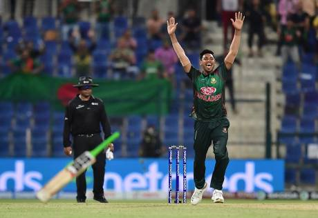 Bangladesh edge out Afghanistan in a thriller