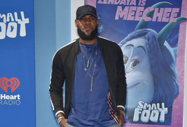 LeBron James confirmed for 'Space Jam 2'