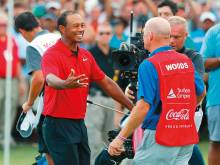 Tiger has earned his Stars and Stripes