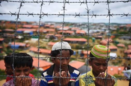US pledges $185m to help Rohingya refugees