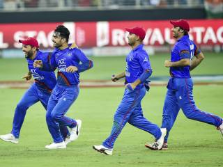 India and Afghanistan tie Asia Cup match