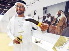 Emirati youth reconnect with traditional dagger