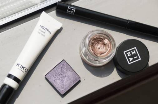 4 eye make-up favourites