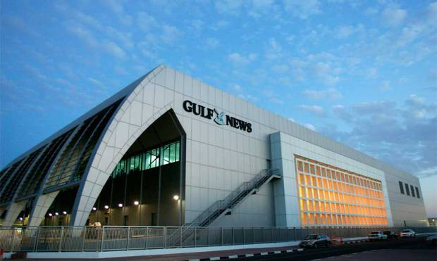 Happy 40th anniversary Gulf News