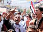 Al Houthis slammed over protester oppression