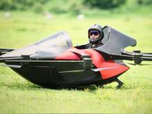 Video: Smallest flying sports car takes off