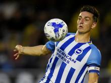 Lewis Dunk called up for England