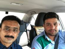 Visitor forgets phone in Dubai taxi