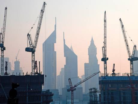 Dubai property market goes slow on offplan
