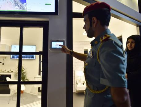 UAE to link villas with civil defence for fire alerts