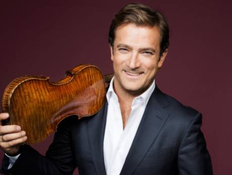 What Renaud Capucon will bring to Abu Dhabi Classics