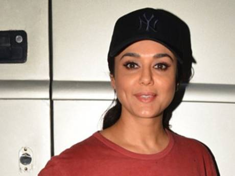 Preity Zinta's molestation case dismissed