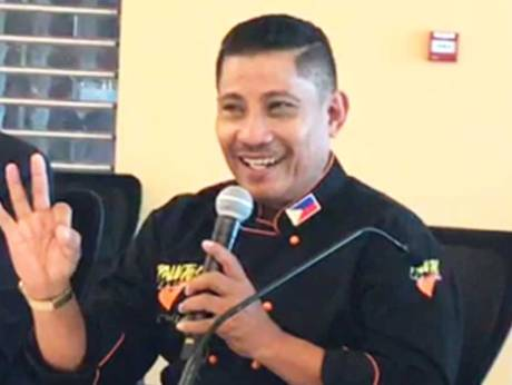 #Pinoy: Could Filipino chef Boy Logro help set a new Guinness record in Dubai?