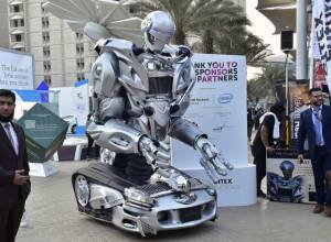 Pictures: Gitex Technology Week 2018