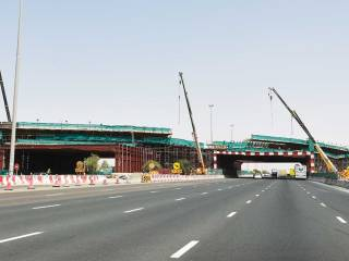 New Dubai-Sharjah route takes shape