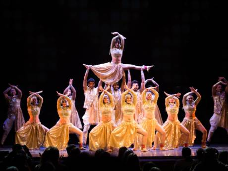 'Taj Express' at Dubai Opera: Your ticket to Bollywood