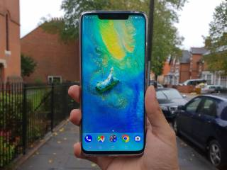 Huawei's Mate 20 Pro: the smartphone king