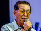 Filipino candidate, 94, 'wants to join the fun'