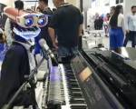 Robo-pianist can play rock, jazz, blues