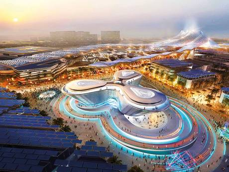 Expo 2020 ticking all the boxes on project side