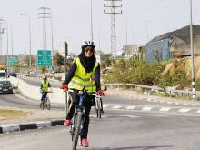 Cycling is the 'best way to explore Palestine'