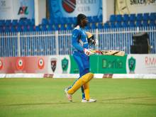 Gayle shines as Balkh Legends top groupings