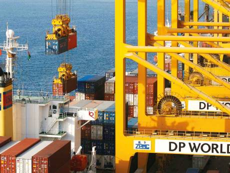 DP World CEO says outlook positive amid Djibouti dispute