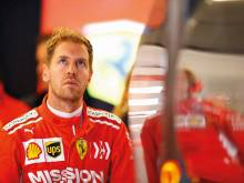 Penalised Vettel says rules are wrong