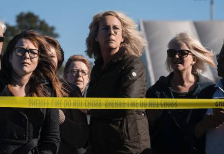 'Halloween' scares off competition