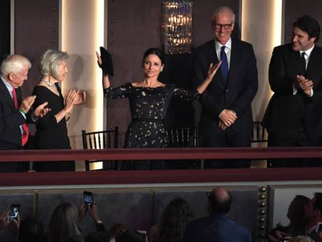 Julia Louis-Dreyfus honoured for life in comedy