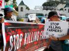 Palace condemns killing of nine sugar workers