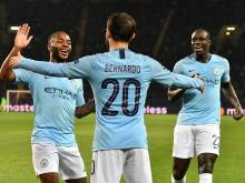 Silvas set City on course in Champions League
