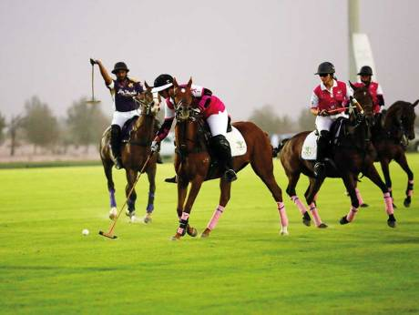 Bright start for polo season at Ghantoot