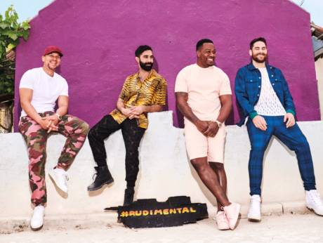 Rudimental, Sigala to headline NYE beach fest in Dubai
