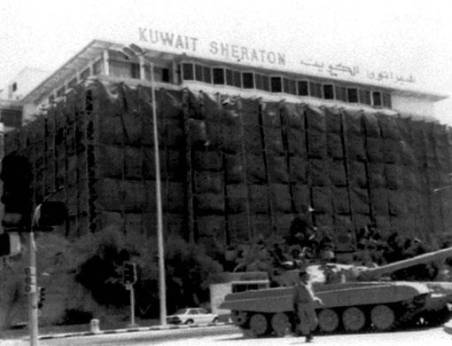 iraqs invasion of kuwait 1990: iraq invades kuwait in response to the news of the invasion the price of oil rose dramatically and stock markets around the world have fallen on 9 august 1990 the un security council voted 15-0 to declare iraq's annexation of kuwait null and void.