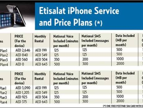 best data plan for iphone etisalat launches apple s iphone in uae and saudi arabia 5952