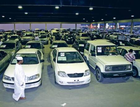 Used Car Auctions Offer Good Deals In Stressed Times GulfNewscom - Car auction show