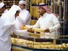 Buyers snap up gold after price slides
