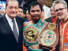 Pacquaio sues promoters Top Rank