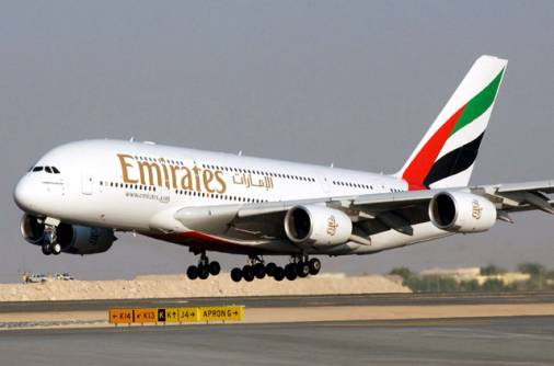 Emirates gives flyers special Valentine treat