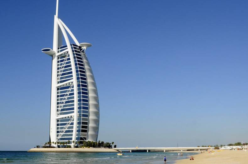 The uae 39 s iconic buildings in pictures for Famous structures in dubai