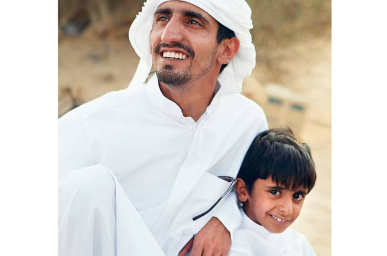 ajtebi-with-his-son-mohammad-at-the-farm